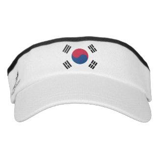 South Korea Visor