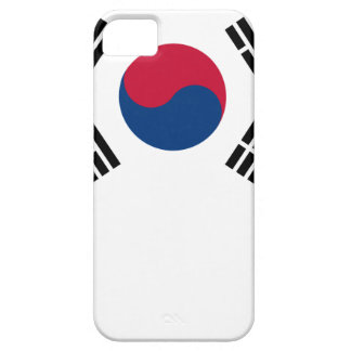 South Korean Flag Barely There iPhone 5 Case