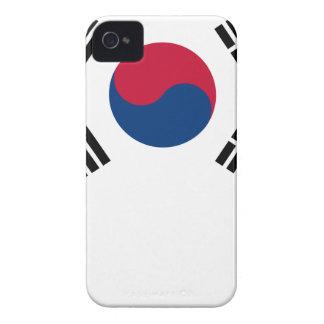 South Korean Flag iPhone 4 Case