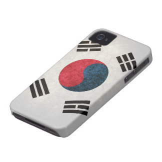 South Korean Flag iPhone 4 Cover