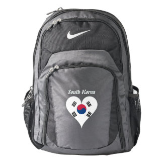 South Korean heart Backpack
