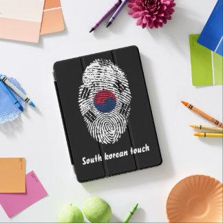 South Korean touch fingerprint flag iPad Air Cover
