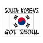 South Koreas Got Seoul Postcard