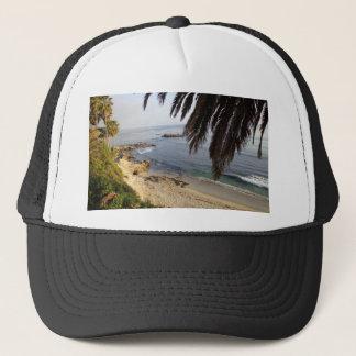 south laguna beach trucker hat