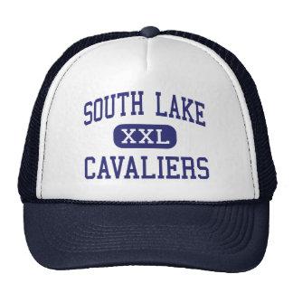 South Lake - Cavaliers - High - Saint Clair Shores Mesh Hats