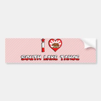South Lake Tahoe, CA Bumper Stickers