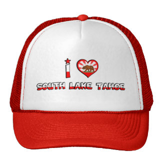 South Lake Tahoe, CA Mesh Hats