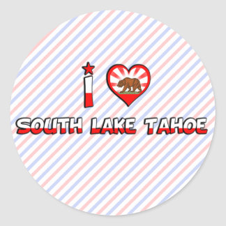 South Lake Tahoe, CA Stickers