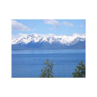 South Lake Tahoe California Canvas Canvas Print