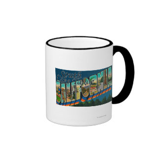 South Lake Tahoe California Coffee Mug