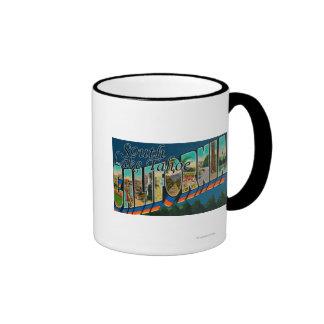 South Lake Tahoe, California Coffee Mug