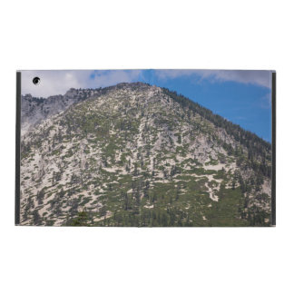 South Lake Tahoe Cascade Mountain iPad Folio Cover