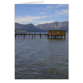 South Lake Tahoe Collection *Greeting Card