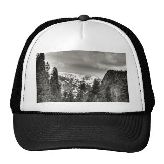South Lake Tahoe Trees And Mountains Hats