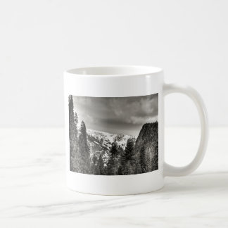 South Lake Tahoe Trees And Mountains Mug