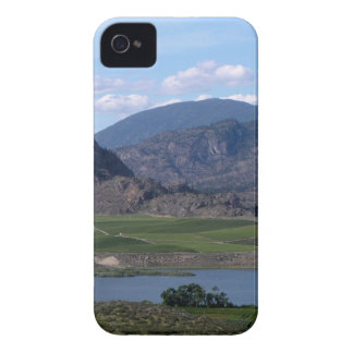 South Okanagan Valley vista iPhone 4 Cases