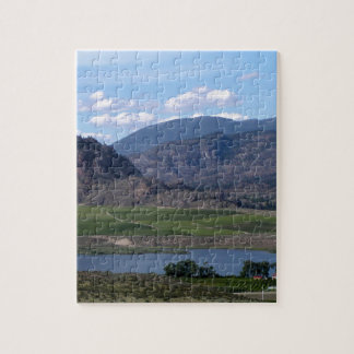 South Okanagan Valley vista Jigsaw Puzzle
