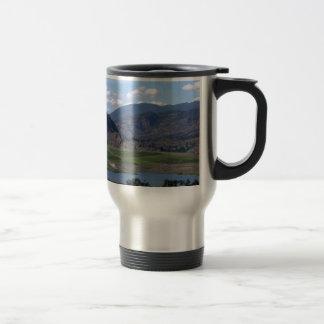 South Okanagan Valley vista Travel Mug