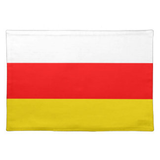 South Ossetia Flag Placemat