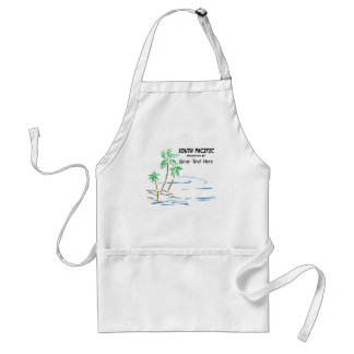 South Pacific, The Musical Aprons