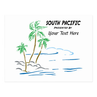 South Pacific, The Musical Post Card