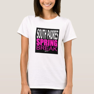 South Padres Spring Break 2017 Graphic T-Shirt