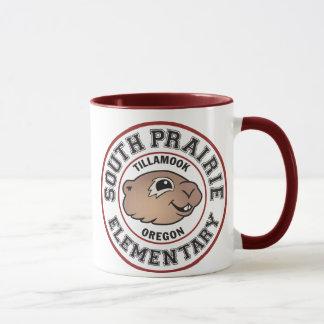 South Prairie Circle Logo Mugs
