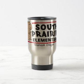 South Prairie Kids' logo Travel Mug