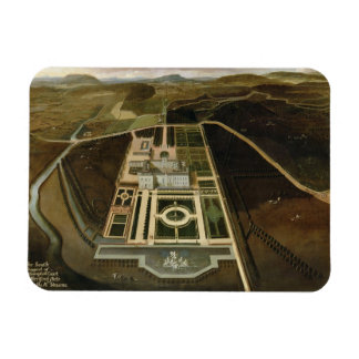 South Prospect of Hampton Court, Herefordshire, c. Magnet