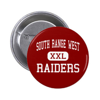 South Range West - Raiders - Middle - Greenford Buttons