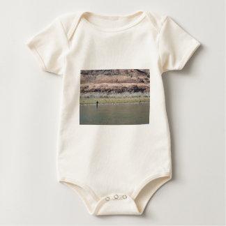 South Rim Grand Canyon Baby Bodysuit