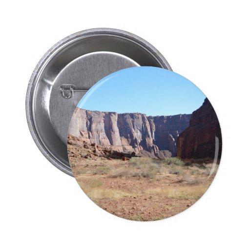 South Rim Grand Canyon Pinback Button