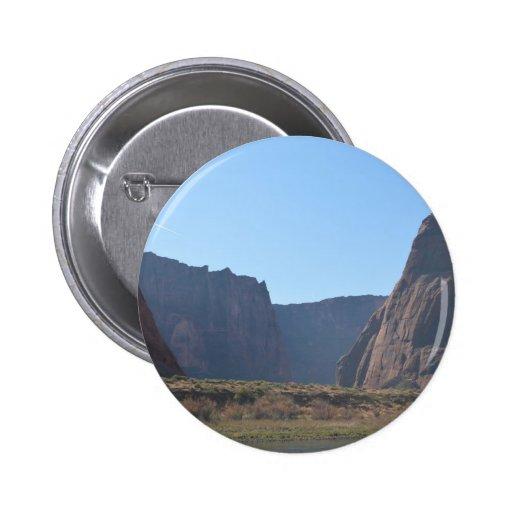 South Rim Grand Canyon Colorado River Pins