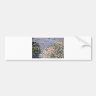 South Rim Grand Canyon Colorado River Bumper Sticker