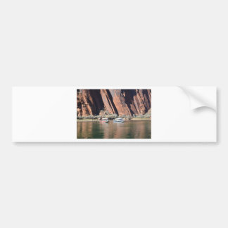 South Rim Grand Canyon Colorado River Bumper Stickers