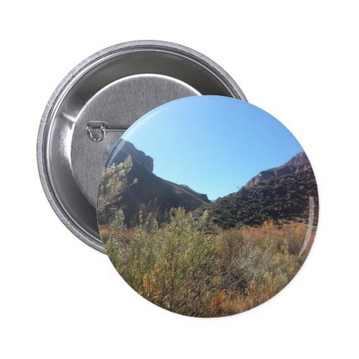 South Rim Grand Canyon National Park Phantom Ranch Buttons