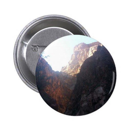 South Rim Grand Canyon National Park Phantom Ranch Pinback Buttons