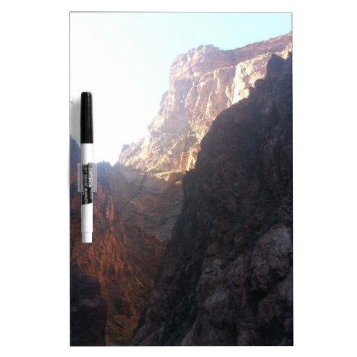 South Rim Grand Canyon National Park Phantom Ranch Dry-Erase Board
