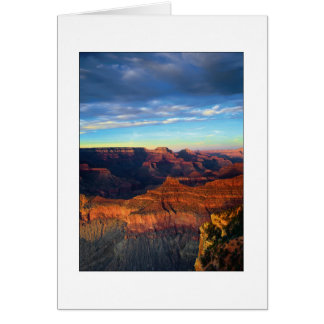 """""""South Rim - Grand Canyon"""" Note Card"""