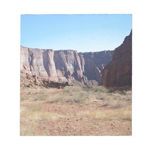 South Rim Grand Canyon Memo Note Pads