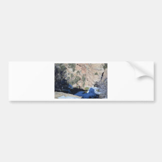 South Rim Grand Canyon Overlook Bumper Stickers
