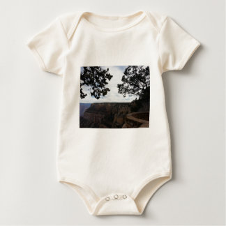 South Rim Grand Canyon Overlook Hopi Point Baby Bodysuit