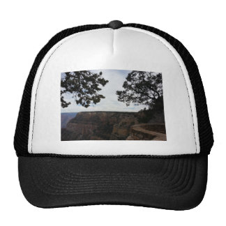 South Rim Grand Canyon Overlook Hopi Point Hat