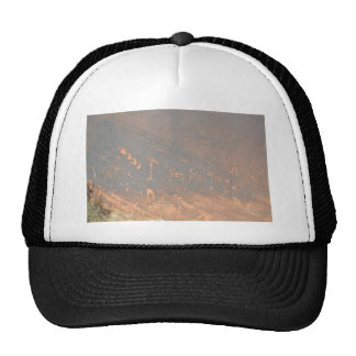 South Rim Grand Canyon Petroglyph Hats