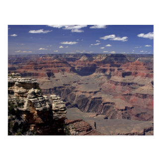 South Rim Of The Grand Canyon In Arizona Postcard