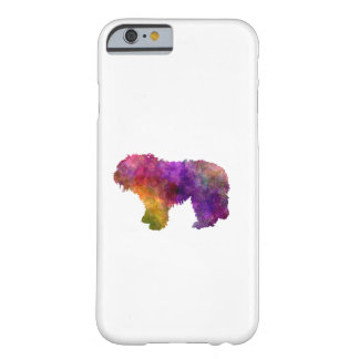 South Russian Shepherd Dog in watercolor Barely There iPhone 6 Case