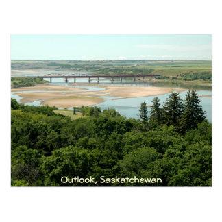 South Saskatchewan River Postcard