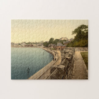 South Shore, Southampton, Hampshire, England Jigsaw Puzzle