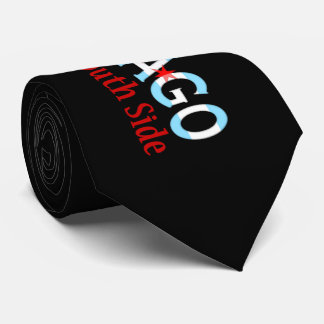 South Side Chicago, Chicago Flag Design Tie