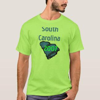 south, South Carolina, 2007 T-Shirt